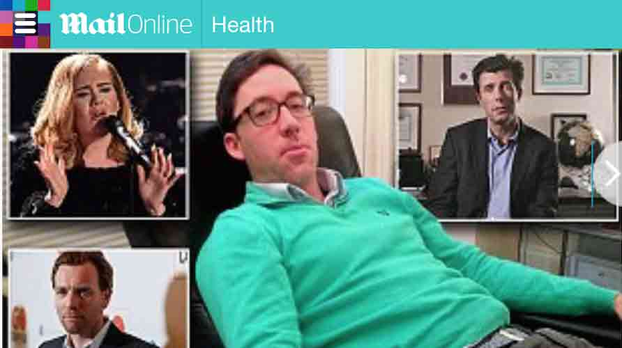 """Featured image for """"He Has Stopped Adele and Ewan McGregor Smoking But Can He Help Me? 'Social Smoker' Visits Hypnotherapist-to-the-Stars Max Kirsten To See If He Can FINALLY Quit"""""""