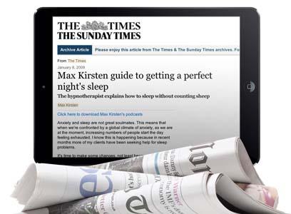 Max Kirsten In The Press